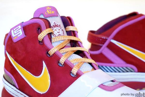 First Look at the 200809 Hardwood Classic Zoom LeBron 6