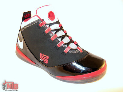 lbj soldier ii pe osu away5 24 Ohio State Buckeyes Nike Zoom Soldier II Away Showcase
