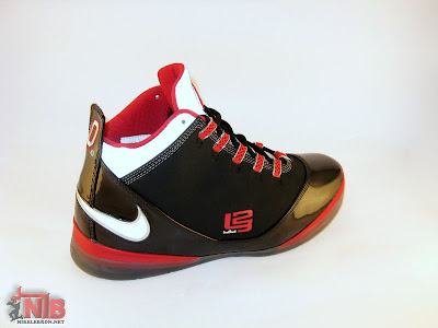 lbj soldier ii pe osu away5 25 Ohio State Buckeyes Nike Zoom Soldier II Away Showcase