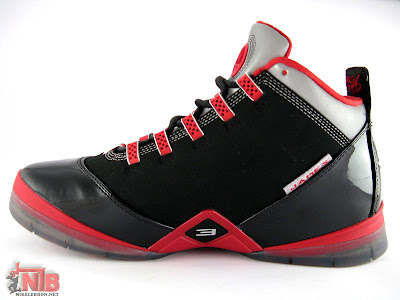 lbj soldier ii pe osu away5 02 Ohio State Buckeyes Nike Zoom Soldier II Away Showcase