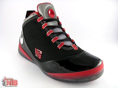 lbj soldier ii pe osu away5 05 Ohio State Buckeyes Nike Zoom Soldier II Away Showcase