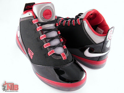 lbj soldier ii pe osu away5 18 Ohio State Buckeyes Nike Zoom Soldier II Away Showcase