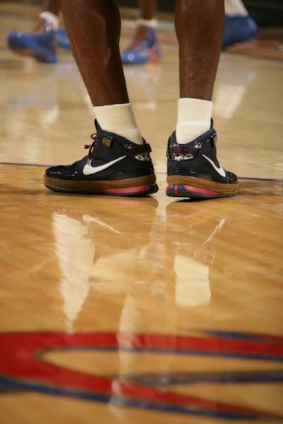 Nike and LeBron James Debut The Six Chalk Edition for Christmas