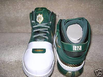 Saint Vincent 8211 Saint Mary Nike Zoom LeBron VI Away