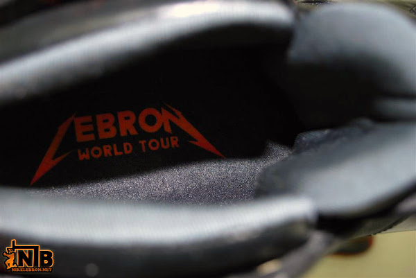 Beaverton Exclusive aka World Tour Nike Zoom LeBron VI
