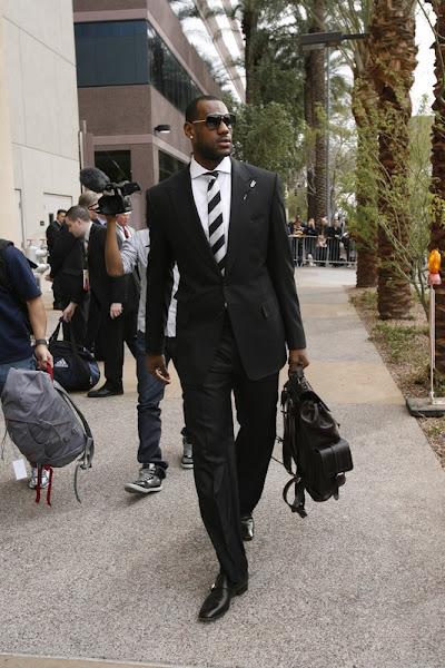 2009 NBA AllStar Game in Phoenix 8211 LeBron James Photos