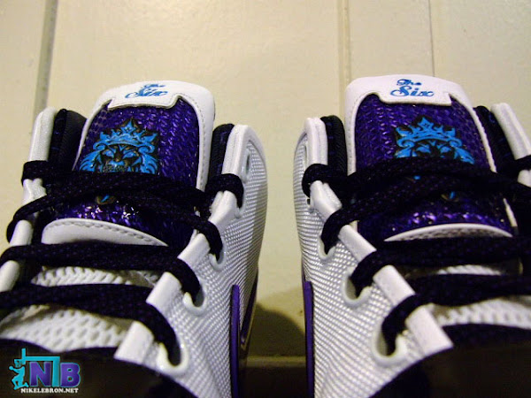 Summit Lake Hornets Zoom LeBron VI New Photos