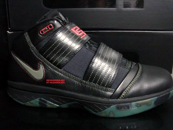 Second Look at the Camo Nike Zoom LeBron Soldier III