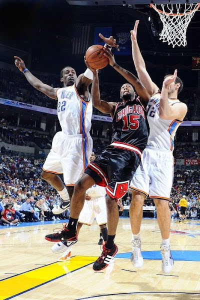 Wearing Brons 8211 NBA Edition 8211 Jeff Green and Nate Robinson