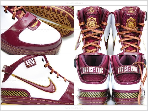 Another House of Hoops Zoom LeBron VI Release Dates Update