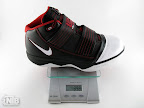 lebrons soldier 3 bred gram Weightionary