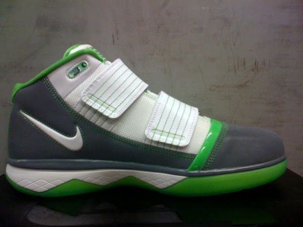Dunkman Nike Zoom Soldier III Drops on Saturday at HOH