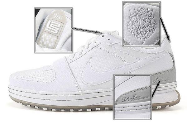 Coming in May8230 LeBron 6 Low White White Medium Grey