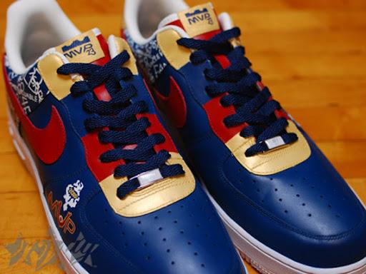 lebron james mvp  shoes
