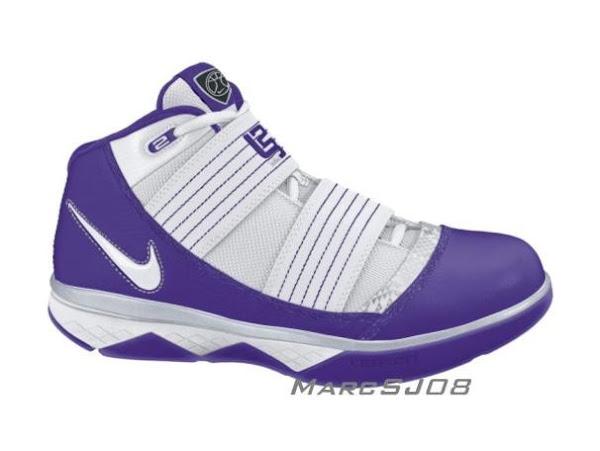 Nike Zoom LeBron Soldier III Team Bank Colorways Annouced
