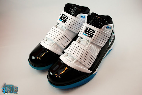 A Closer Look at the Aqua Zoom LeBron Soldier III 8211 US Version