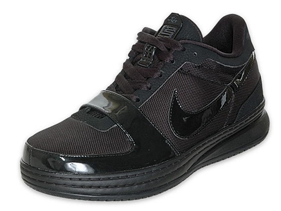 Nike Zoom LeBron VI Low BlackAnthracite Available at Finishline