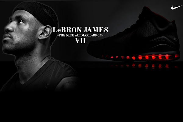 Nike amp LeBron James 8211 Nike Air Max LeBron VII Webcast Aug 7th