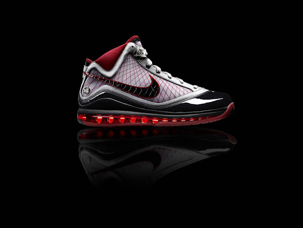 AML7 8211 Nike Air Max LeBron VII 8211 Detailed Photos