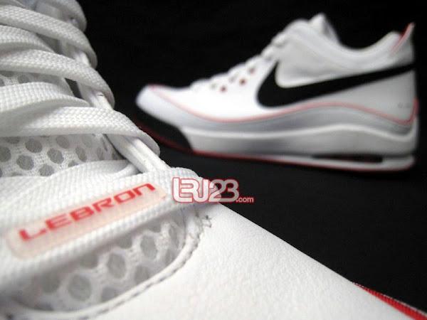 Nike Air Max LeBron VII Low Wear Test Sample Real Pics