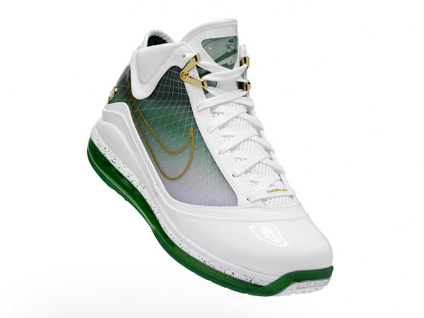 Shenyang Limited Edition Air Max LeBron VII 8220Loyalty8221 Official Pics