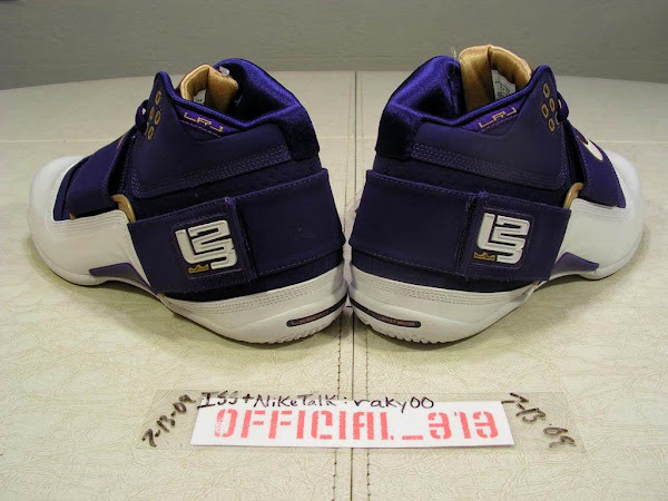 Throwback Thursday Nike Zoom Soldier White  Purple from Pou Chen
