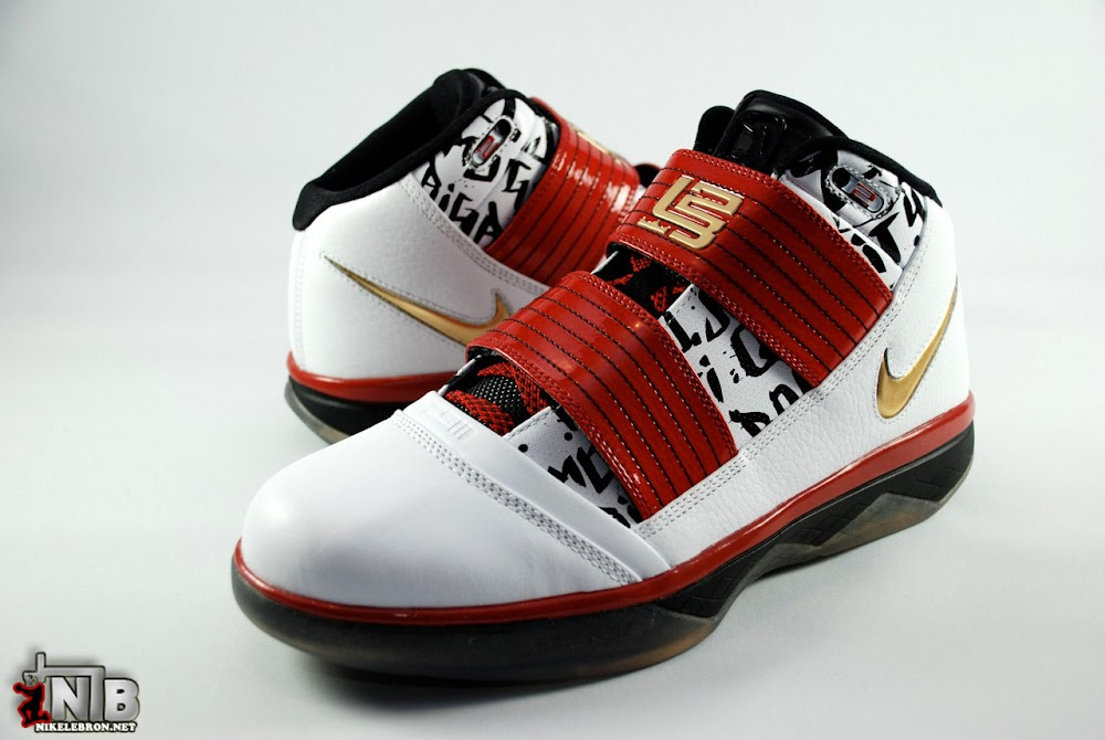 ... Nike Zoom LeBron Soldier III Almost NBA Finals Edition ...