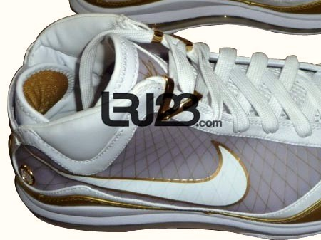 Preview of the China Exclusive Nike Air Max LeBron VII