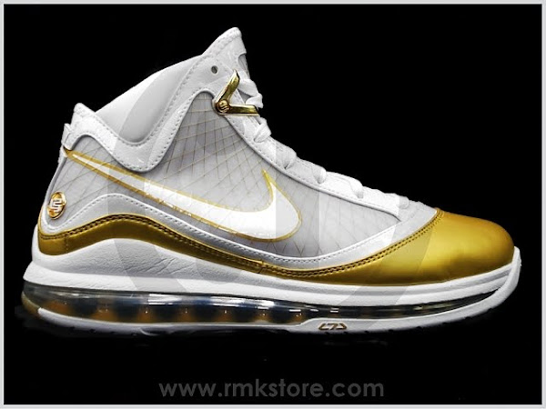 Air Max LeBron VII Official Release Date Nike Basketball Taiwan