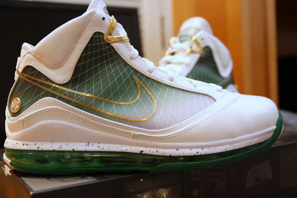 Nike Air Max LeBron VII 7 Shanghai Exclusive Actual Photos