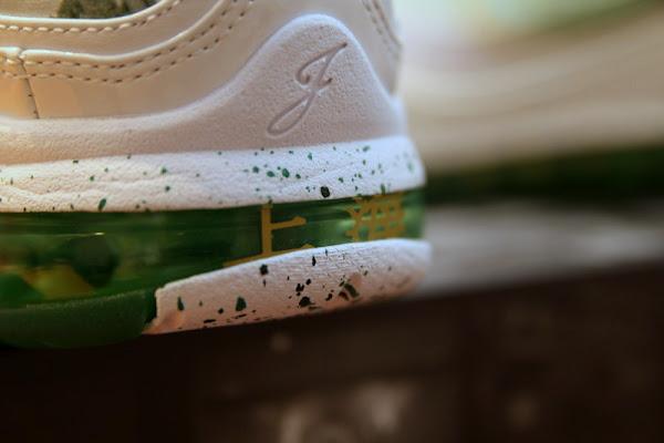 Nike Air Max LeBron VII 7 Shanghai Exclusive Actual Photos