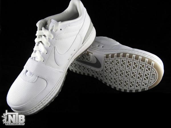 Nike Zoom LeBron VI Low WhiteWhiteMedium Grey Showcase