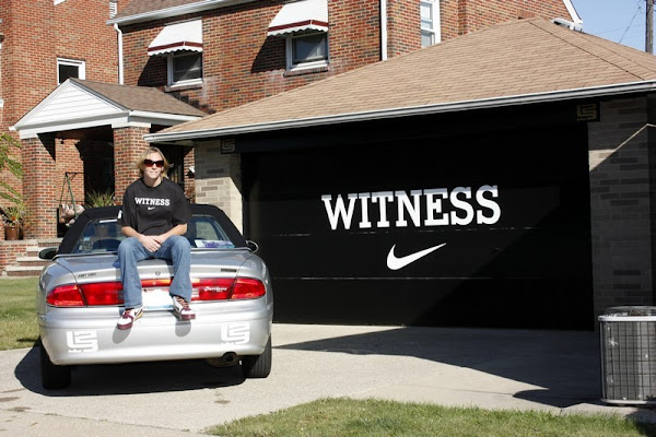 Cavs Fans Continue to Love the Nike Witness Campaign