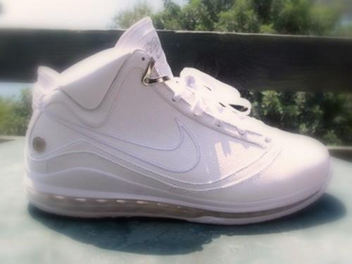 Breaking News Nike Air Max LeBron VII Hits Nike iD Today