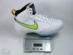 nike zoom bb iii gram Weightionary