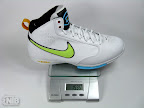 nike zoom bb iii ounce Weightionary