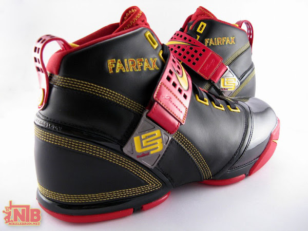 Throwback Thursday Nike Zoom LeBron V Fairfax Away PE