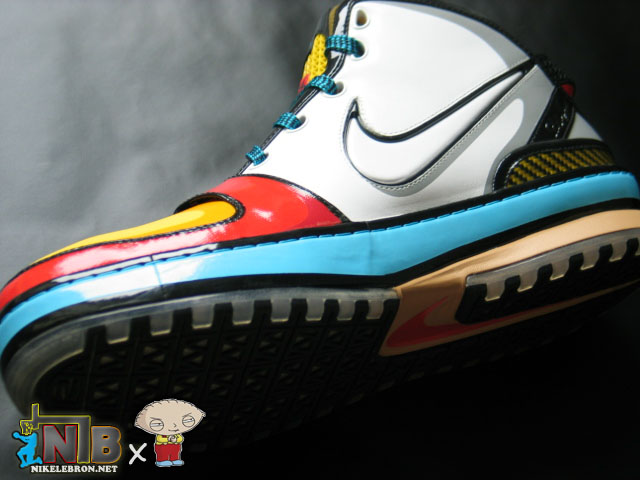 lebron 6 stewie. nlbnet exclusive zoom lebron vi 8220stewie8221 from the family guy lebron 6 stewie