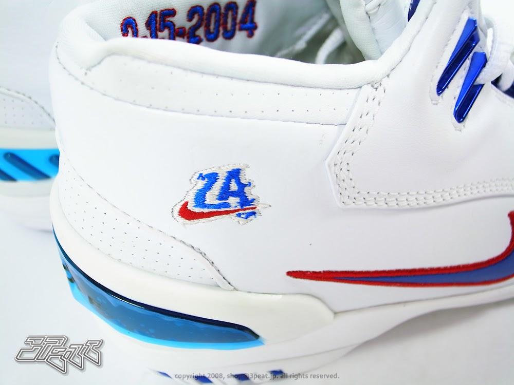 hot sales 9791f 24f39 Throwback Thursday Nike Air Zoom Generation LA AllStar PE ...