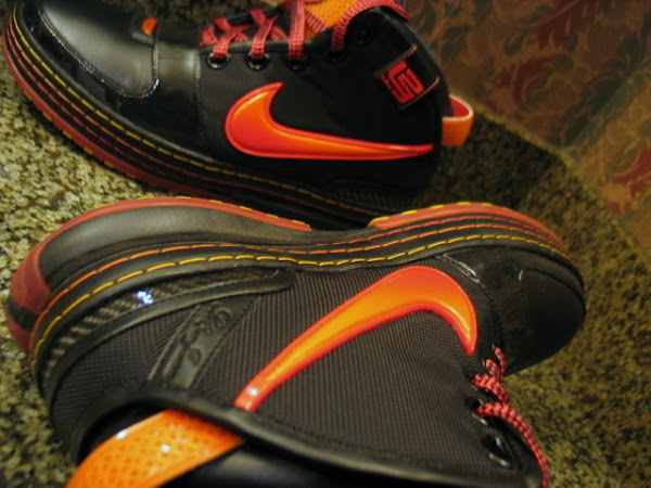 Another Look at the Beaverton aka World Tour Zoom LeBron VI