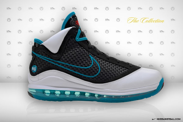 Limited Nike Air Max LeBron VII 8220Red Carpet8221 Release Information