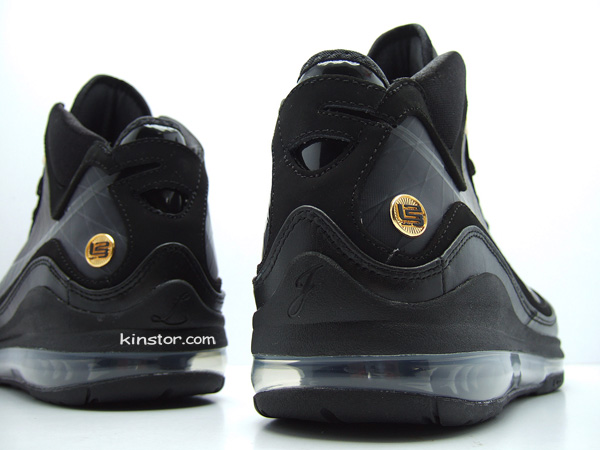 Upcoming Black Nike Max LeBron VII aka 8220Phantom8221 New Photos