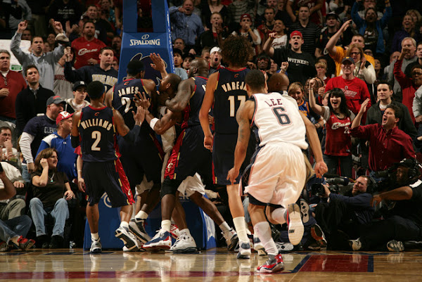 Cavaliers Grab a Fifth Straight Win LeBron not a Fan of Tweets
