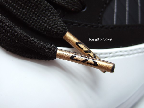 Detailed Look at 375664011  WhiteBlackGold  Nike LeBron VII