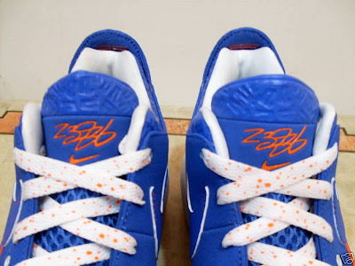 nike air max lebron 7 low gr white royal orange 1 04 Nike Air Max LeBron VII Low New York City Sample Colorway