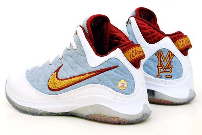 Unreleased Nike LeBron VII PS NFW MVP PE 8211 Detailed Look ...