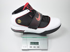 lebrons soldier 4 bwr ounce Weightionary