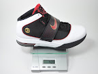 lebrons soldier 4 bwr gram Weightionary