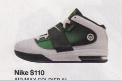 Coming in September Nike Zoom Soldier IV SVSM CTK Akron