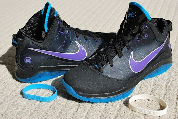 Nice Deals Summit Lake Hornets LeBron VII PS  NDC for 100